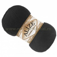 Alize Angora Gold 60 black