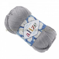 Alize Miss 496 grey