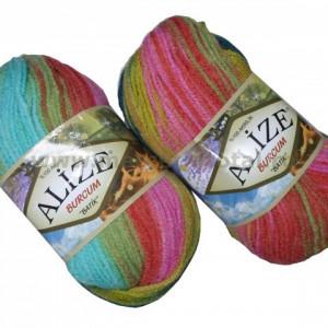 Alize Burcum Batik 5672