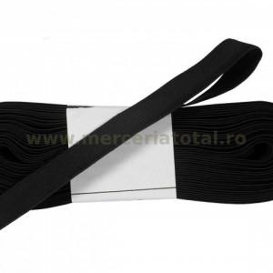 Elastic 25mm negru