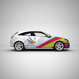 Poze Autocolant PVC -Calitate Foto- AUTO