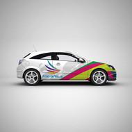 Autocolant PVC -Calitate Foto- AUTO
