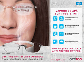 Poze Optifog (lentile anti-aburire)