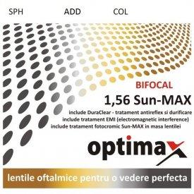 Bifocal 1.56 Sun-MAX