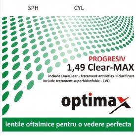 Progresiv 1.49 Clear-MAX