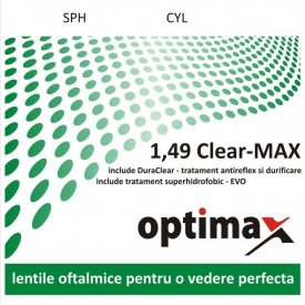 1.49 Clear-MAX