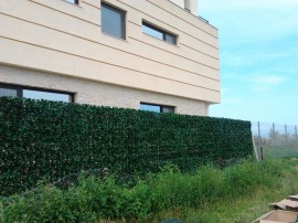 "Poze VV 8040 PHOTINIA-N ""gard viu"" artificial,sintetic 1x1m"