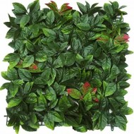 "VV 8040 PHOTINIA-N ""gard viu"" artificial,sintetic 1x1m"