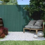 BAMBOO verde, gard din Bambus artificial, role de 1m x3m