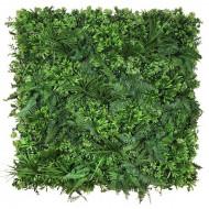 VV 6133 GreenWall Tropical Fern-perete verde artificial 1x1m