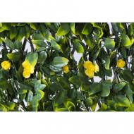 VV 8071 TRELLIS EXTENSO yellow rose-gard viu artificial 1m x 2m