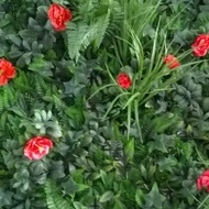 VV 6121 GreenWall dianthus-perete verde artificial,sintetic 1x1m