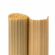 BAMBOO galben, gard din Bambus artificial, role de 1.5m x3m