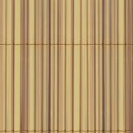 BAMBOO galben, gard din Bambus artificial, role de 1m x3m