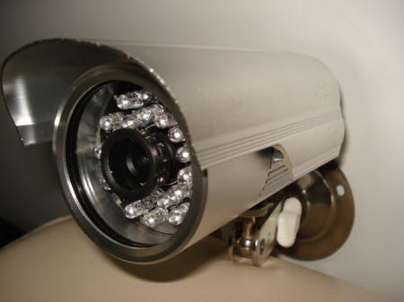 Poze Camera video supraveghere stocare micro Sd card in infrarosu pentru Exterior