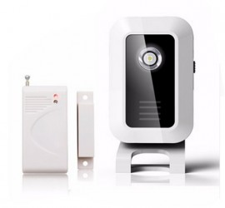 Poze Senzor intrare usa wireless avertizare Ding Dang model M7 (Accepta mai multi senzori)