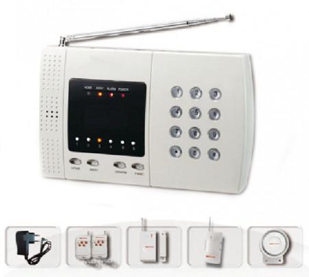 Poze Sistem alarma casa PSTN cu apelare de pe telefonul fix - cel mai mic pret din Romania !