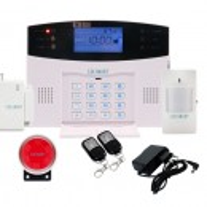 Noul Sistem de Alarma GSM 819 99 zone wireless si 7 zone cu fir
