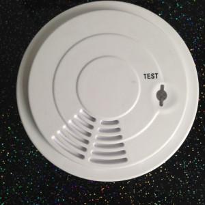 Senzor detector de fum wireless dual-zone pentru Sisteme de Alarme
