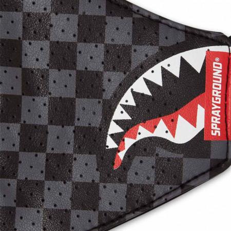 Masca Sprayground Grey sharks in Paris