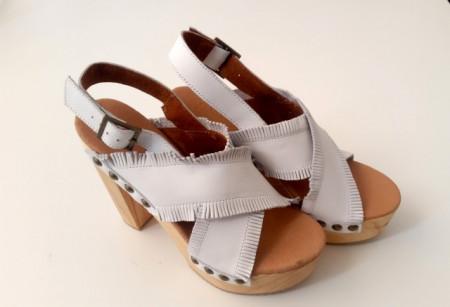 Sandale cu toc Sixtyseven