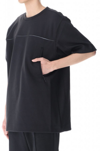 Tricou Y-3 Cover Knit Shell SS TEE