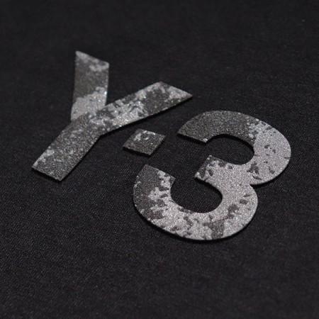 Tricou Y-3 Square Label Graphic