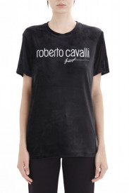 Tricou ''LOGO'' Roberto Cavalli Sport