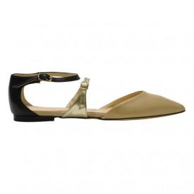 Pantofi Canape din piele naturala