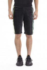 "PANTALON SCURT ""SIDE STRIPE"" Roberto Cavalli Sport"