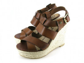 Sandale cu platforma Gioseppo 23087