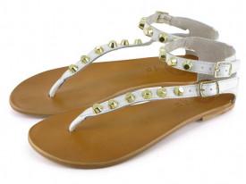 Sandale din piele Tobera