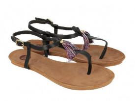 Sandale din piele Gioseppo Satisfait