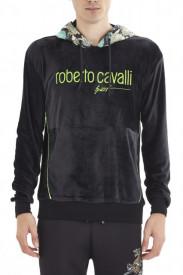 Hanorac ''VELVET'' Roberto Cavalli Sport
