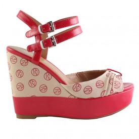 Sandale cu platforma Armani Jeans 5540