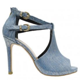 Sandale albastre Donna Piu