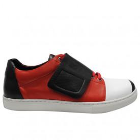 Pantofi sport din piele Luciano Partelli