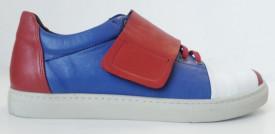 Pantofi sport din piele L. Partelli