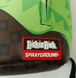 Rucsac Sprayground Richie Rich Money Shark