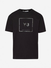 Tricou Y-3 Square Label Graphic