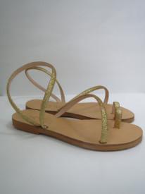 Sandale dama ATHENA HANDMADE GREEK SANDALS