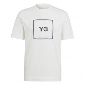 Tricou Y-3 Reflective Square Logo SS TEE