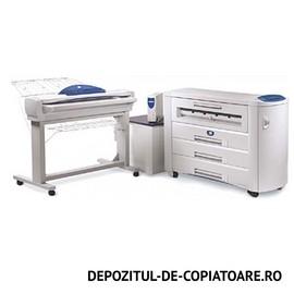 Poze Plotter Laser Xerox 510 - sistem complet cu scanner monocrom