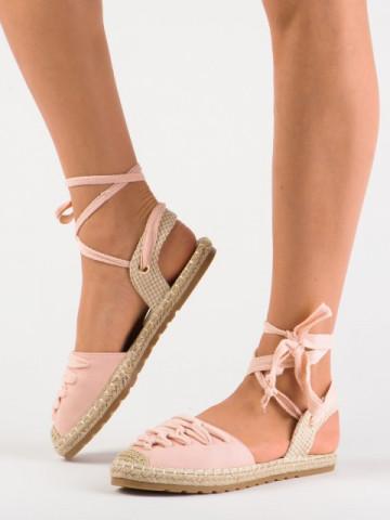 Sandale cod P801 Pink