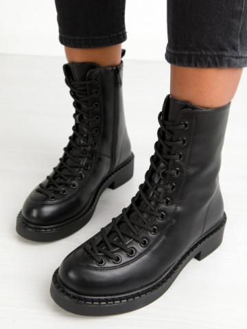 Ghete cod B21-70 Black
