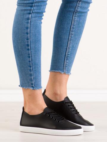 Pantofi casual cod 2967 Black
