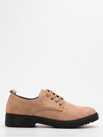 Pantofi casual cod AG09 Beige