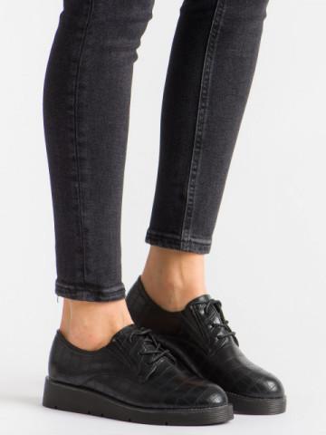 Pantofi casual cod EK0090 Black