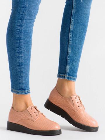 Pantofi casual cod EK0090 Pink