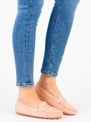 Pantofi casual cod FM2958-3 Pink